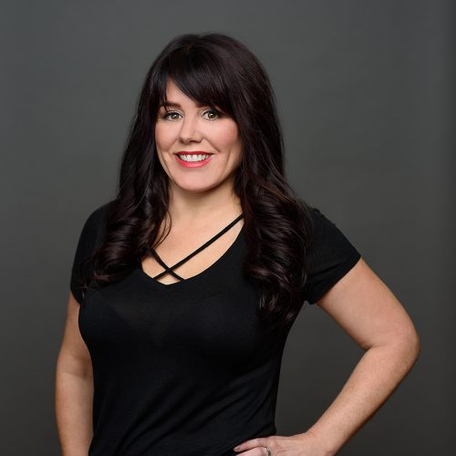 Stephanie Stewart esthetician at HS Studio salon and spa in Halifax NS