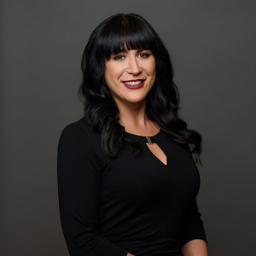 Stephanie Gaudet esthetician at HS Studio salon and spa in Halifax NS